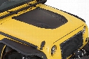 2007 Jeep Wrangler Smittybilt Stingray Hood