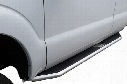2009 Toyota Tacoma Steelcraft STX300 Running Boards