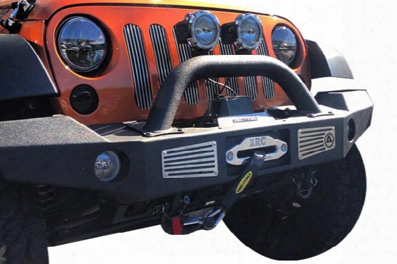 2007-2017 Jeep Wrangler Smittybilt Atlas Front Bumper