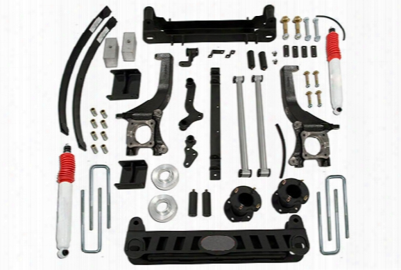 2007 Chevy Avalanche Truxp Premium Lift Kits
