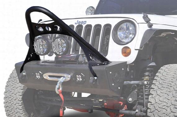2007 Jeep Wrangler Addictive Desert Designs Stealth Fighter Front Bumper Stinger