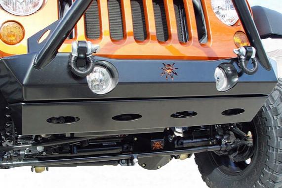 2007 Jeep Wrangler Poison Spyder Rockbrawler Skid Plate