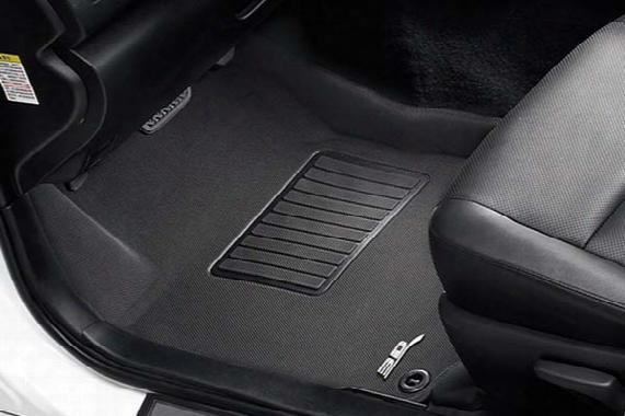 2010 Volkswagen Beetle 3d Maxpider Kagu Floor Mats