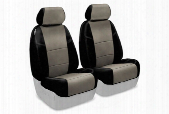 2011 Honda Cr-z Coverking Alcantara Leatherette Seat Covers