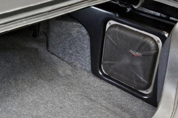 2012 Ford F-150 Kicker Vss Substage Subwoofer Upgrade System
