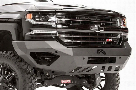2013 Ford F-250 Fab Fours Vengeance Front Bumper