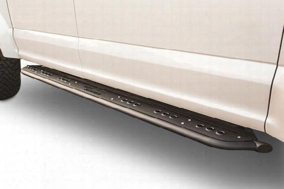 2014 Chevy Silverado Addictive Desert Designs Rock Slider Side Steps