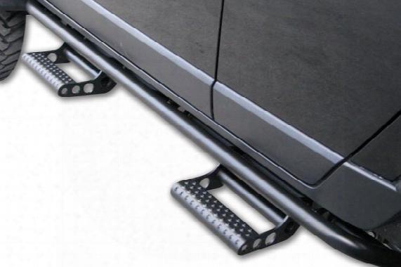 2015 Chevy Colorado N-fab Rkr Rails