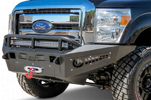 2015 Ford F-250 Addictive Desert Designs Honeybadger Front Bumper