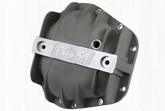 B&m Differential Covers 10314