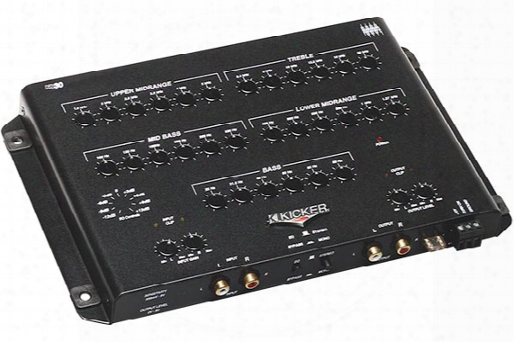 Kicker Kq30 30-band Equalizer 03kq30
