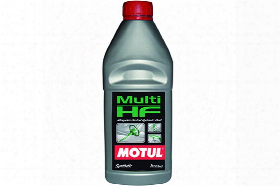 Motul Multi Hf Hydraulic Fluid 102954