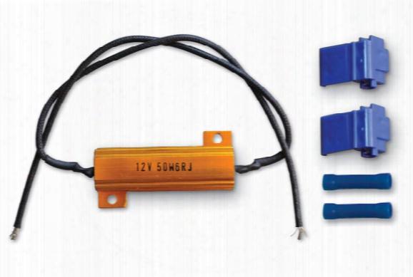 Poison Spyder Led Load Resistors 41-04-650 Led Load Resistor
