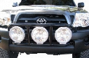 2003 Chevy Silverado N-Fab DRP Light Cage