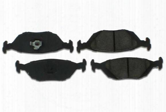 2012 Fiat 500 Centric Oe Formula Brake Pads