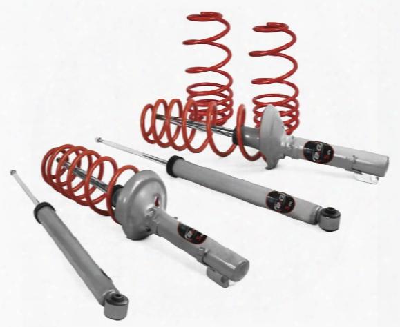 B&g Suspension S2k Sport Suspension Kit, B&g Suspension - Suspension Systems - Lowering Kits