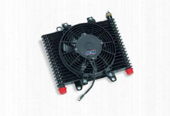 B&m Hi-tek Engine Oil And Automatic Transmission Coolers
