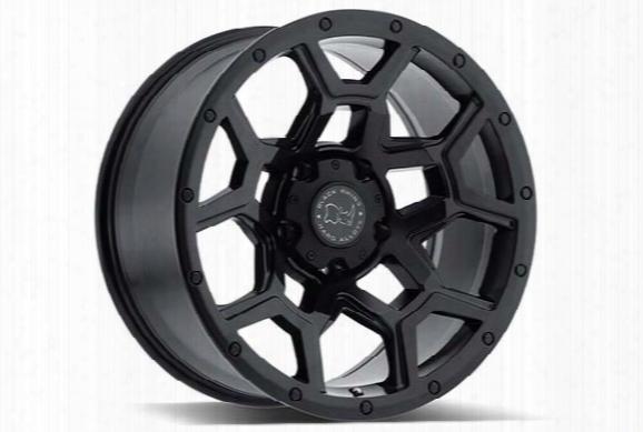Black Rhino Overland Wheels
