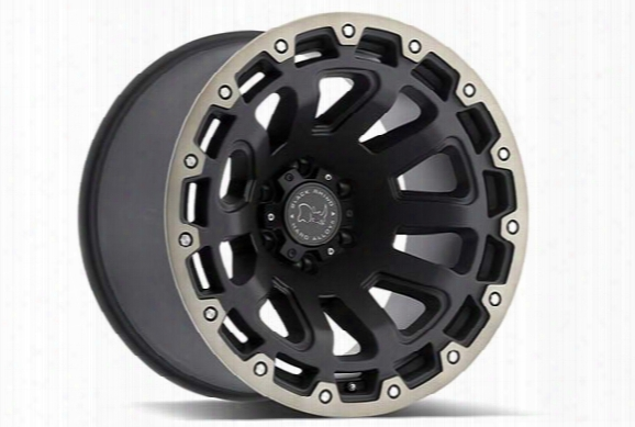 Black Rhino Razorback Wheels