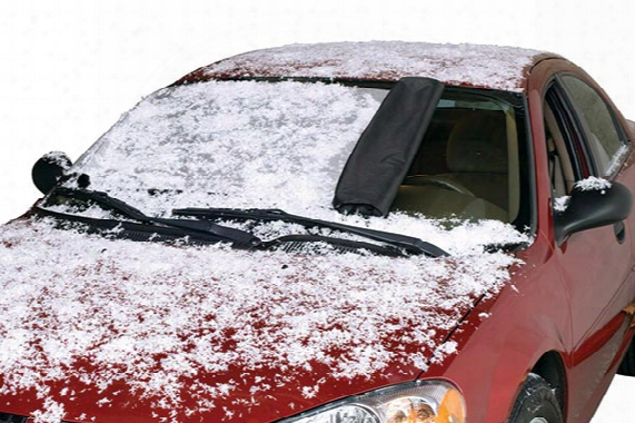 Classic Accessories Winter Windshield Cover - Windshield Covers For Car, Truck & Suv
