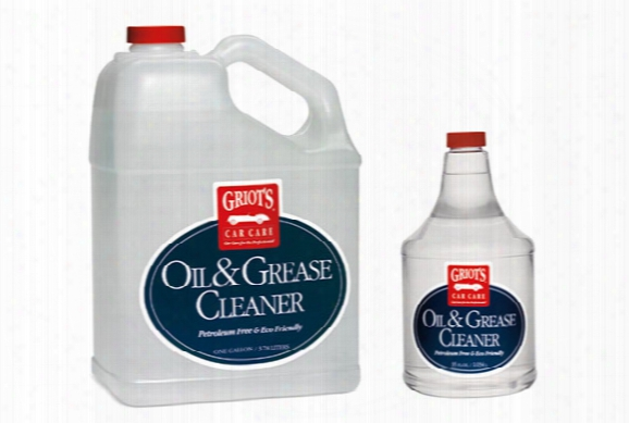 Griot's Garage Oil And Grease Cleaner - Griot's Garage Cleaning Supplies