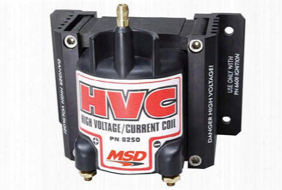 Msd 6 Hvc Ignition Coil