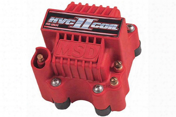Msd Hvc-2 Ignition Coil
