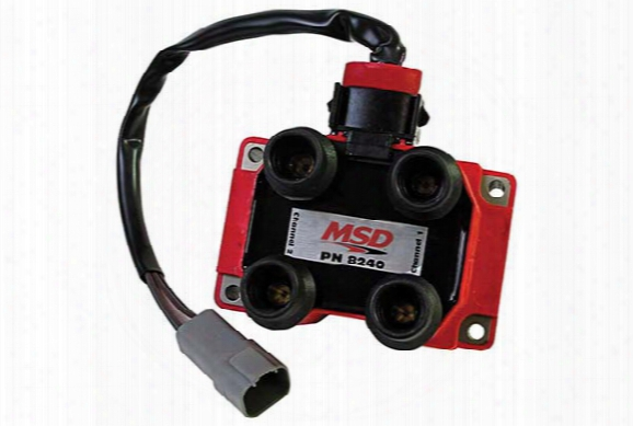 Msd Midget Ignition Dis Coil Pack