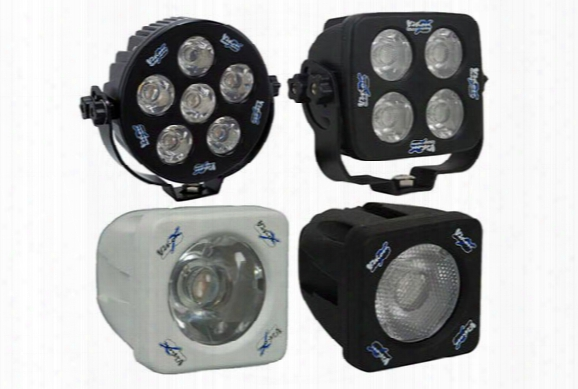 Vision X Solstice Led Off-road Lights - Vision X Solstice Led Lights