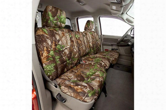 2007 Honda Pilot Wet Okole Realtree Camo Neoprene Seat Covers