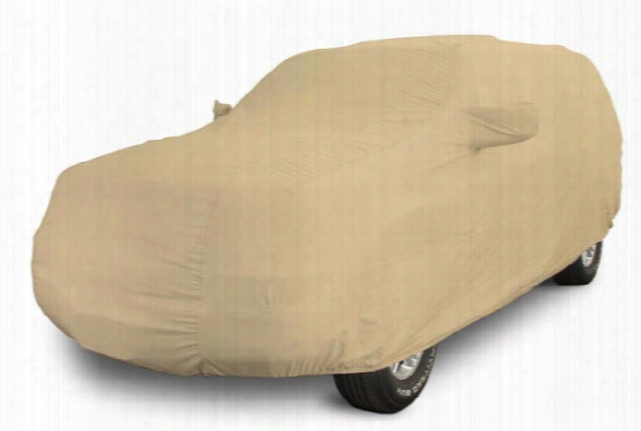 1979-1987 Chevy C/k Pickup Covercraft Tan Flannel Cab-high Shell Cover