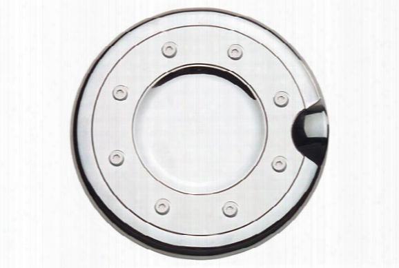 1999-2017 Gmc Sierra Putco Chrome Fuel Door Covers
