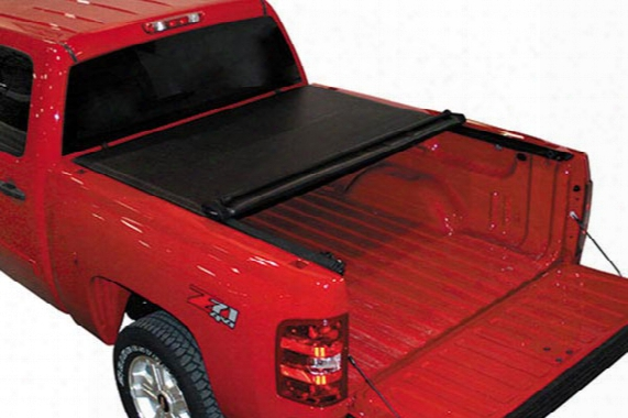 2010 Hummer H3 Truxedo Lo Pro Qt Soft Roll-up Tonneau Cover 500901