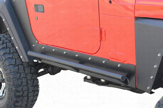2010 Jeep Wranglerp Roz Premium Rock Crawler Rocker Guards