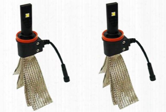 2008 Honda Civic Putco Nite-lux Led Headlight Bulb Conversion Kits