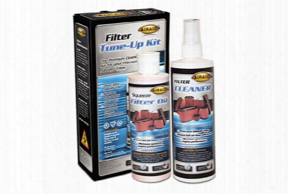 Airaid Air Filter Cleaning Kit (squeeze Bottle)