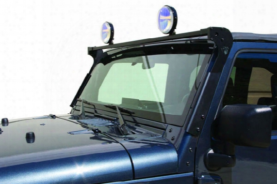 2016 Jeep Wrangler Carr Xrs Rota Light Bar 210221