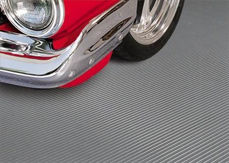 G-floor Garage Floor Protector Gf75rb1024sg Ribbed Pattern