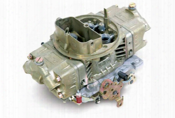 Holley Competition Double Pumper Carburetor 0-9379 Competition Double Pumper Carburetor