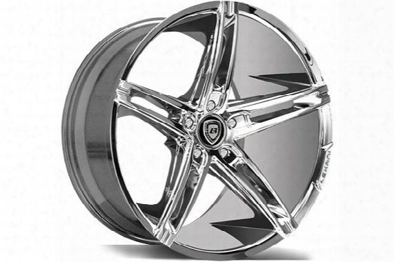 Lexani R-three Chrome Wheels