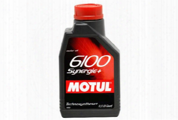 Motul 6100 Synthetic Blend Engine Oil