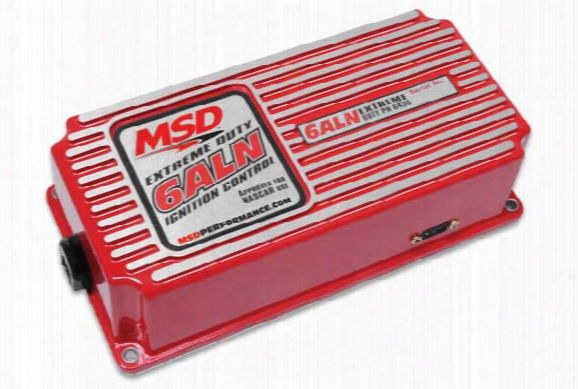 Msd 6aln Extreme Duty Ignition Box 6430 6aln Extreme Duty Ignition Box
