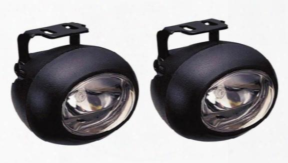 """Street Scene 3.5"""" Oval Driving Lights Kit 950-30010"""