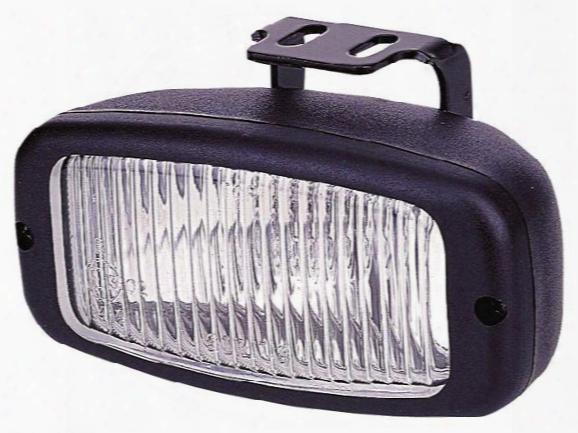 """Street Scene 5.5"""" Rectangular Driving Lights Kit (black Housing) 950-30025"""