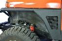 1976-2016 Jeep Wrangler ProZ Premium Rock Crawler Fenders