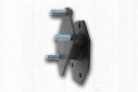 2007 Jeep Wrangler N-Fab Spare Tire Relocation Bracket