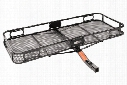 Pro Series Hitch Mounted Cargo Carriers - Trailer Hitch Cargo Baskets
