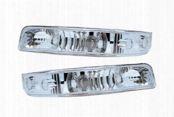 2011 Toyota Fj Cruiser Ipcw Parking Lights Ledc-2038s
