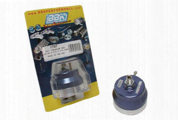 Bbk Fuel Pressure Regulators, Bbk - Fuel Systems - Fuel Pumps