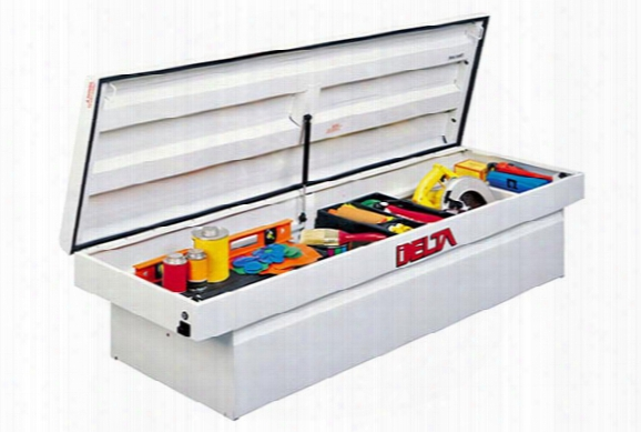 Delta Steel Single Lid Crossover Toolbox